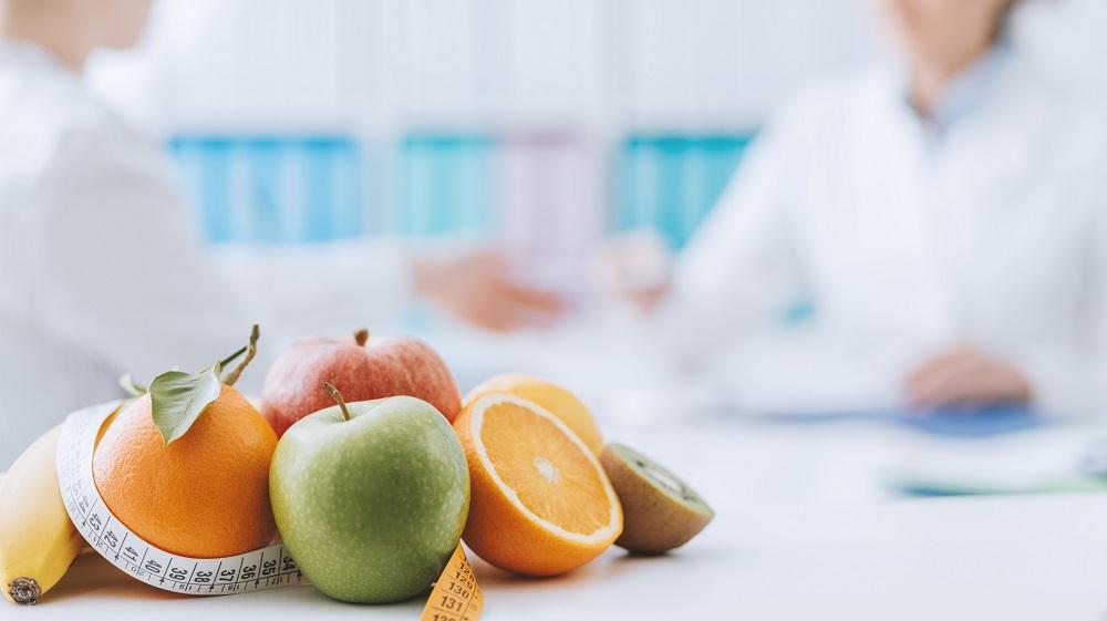 Ernährungsberatung in unserer Praxis